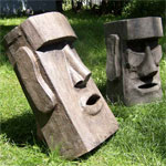 Tiki Mask by Donald Drennan