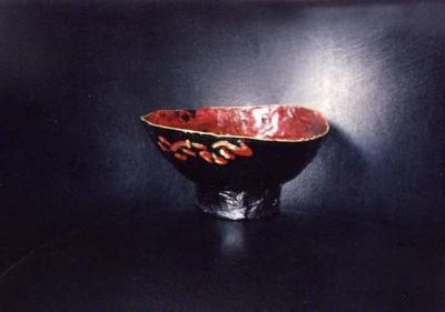 """chinese bowl"" by Elaine Ede Hornsby"