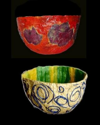 """2 Bowls"" by Susan Pilchler"
