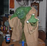 yoda almost complete by Jay Dunford