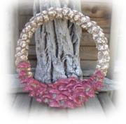 Mushroom Wreath by Terry Bishop