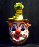 Clown Mask by Terry Bishop