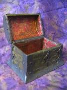 Treasure Box Inside by Richard Will