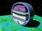 Little Round Jewelry Box by Richard Will