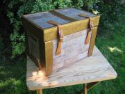 Tack Box - Jewelry Box by Richard Will
