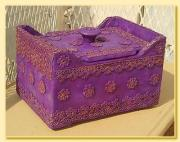 Sewing Box by Tammy Wilson