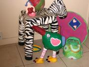 MY ZEBRA by Nava Koren