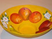 Fruit Bowl by Jackie Hall