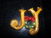 joy decoration by Ellen Eggers