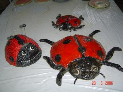 """The beetles"" by Ziva Epstein"