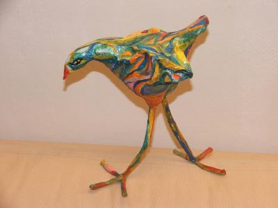 """bird"" by Orna Raveh"