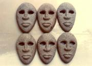 Moulded Masks by Eric Cordero