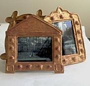 baroque frames by Renee Parker