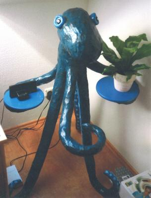 """Octopussy"" by Cathrin Haake"