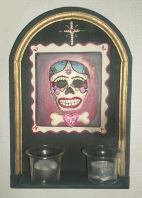 """Day of the Dead Althar *Swedish version*"" by Anna Ohlsson"
