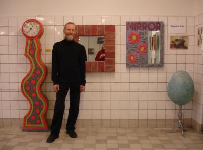 """Exhibition time"" by Roland Ohlsson"