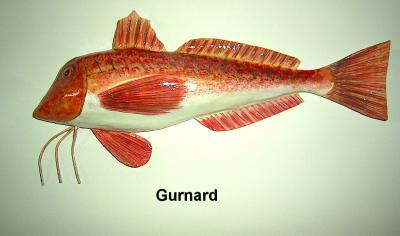 """Gurnard"" by Sue Baker"