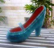 shoe by Dahlia Oren