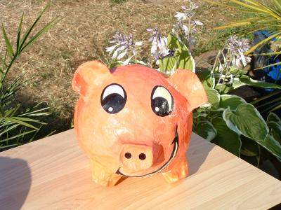 """Piggy Bank"" by Janie Steele"