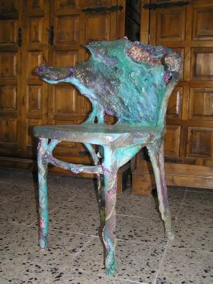 """venus'chair"" by Esther de Veer"