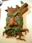 Greenman by Meg Lemieur