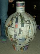 Giant Vase - WIP by Danni Johnson