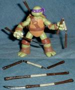 Donatello Rearmed by Mark Patraw