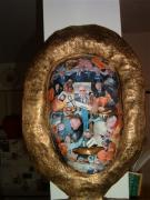 "MAGILL FAMILY ""ANKH"".. MASK..Close up by Carolyn Bispels"