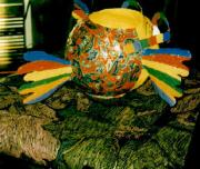 Fish Bowl-Back View by Carolyn Bispels