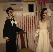 Day of Dead. Wedding day... by Ana Isabel Martí­n del Campo