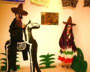Festical Day of Dead MEXICO by Ana Isabel Martí­n del Campo