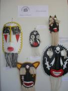 Mask for University´s student by Ana Isabel Martí­n del Campo
