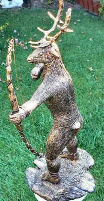 """Another view of Herne the Hunter"" by Julie Whitham"