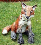 Freya the Fox by Julie Whitham