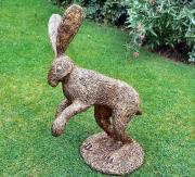 Completed Lyra the Hare by Julie Whitham