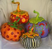 Magic Pumpkins by Liat Binyamini Ariel