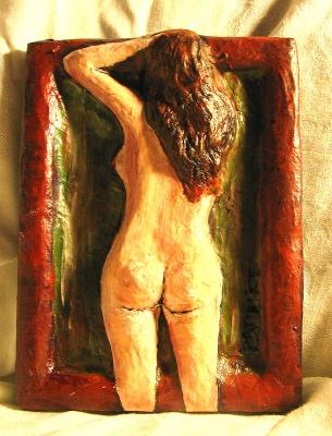 """Figurative Nude"" by Patience"