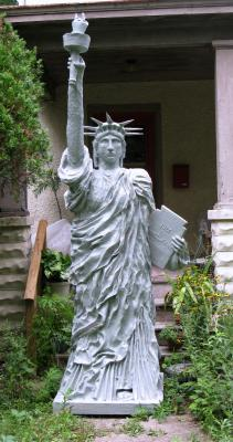 """Statue of Liberty"" by Patience"