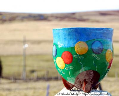 """Springtime flower bowl"" by Alasdair Martin"