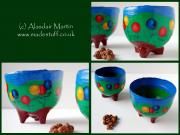 more spring bowls by Alasdair Martin
