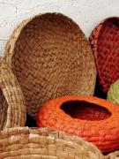 recycled paper baskets 4 by Guy Lougashi