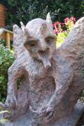 Gargoyle (Front View) by Garry Slack