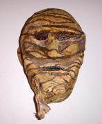 The Mummy ( Wall Mask) by Garry Slack