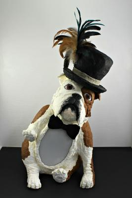 """Gentleman Bulldog Light"" by Philip Bell"