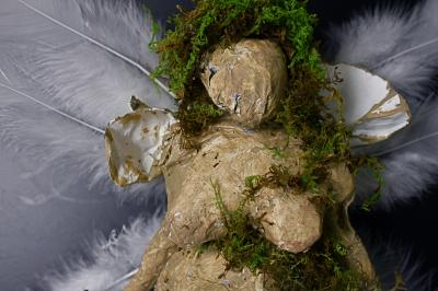 """Mother Earth (detail)"" by Charlene Altenderfer"