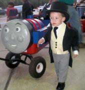 Thomas the Tank Engine by Joey Lopez