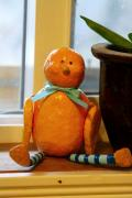Yellow Bird by Holly St.Denis