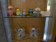 Close Up of Library Display by Holly St.Denis