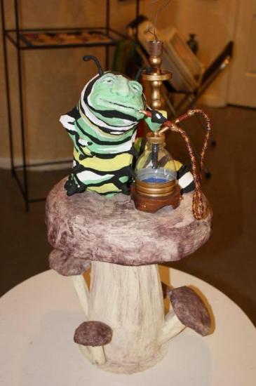 Gallery For > Alice In Wonderland Hookah Pipe Alice In Wonderland Hookah