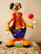 THE HAPPY CLOWN by Shosh Fridman